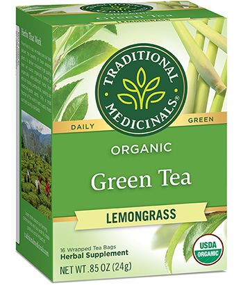 image of Green Tea Lemongrass