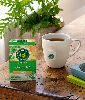 image of Green Tea Ginger