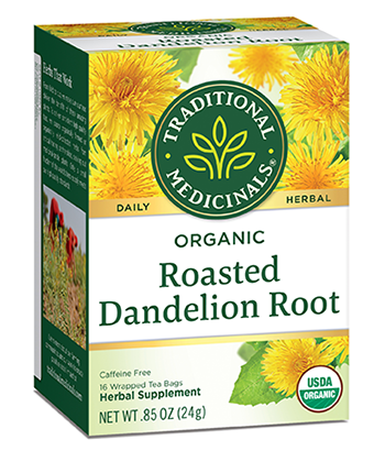 image of Roasted Dandelion Root