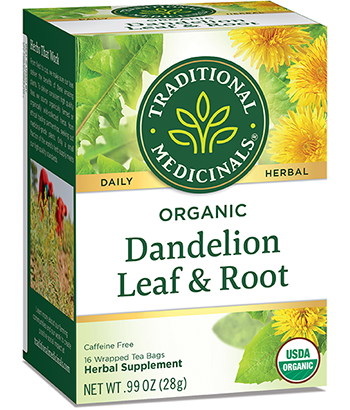 image of Dandelion Leaf & Root