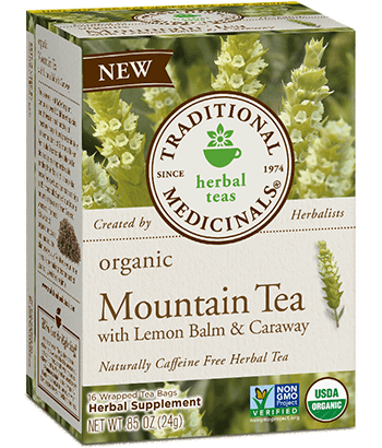 image of Mountain Tea