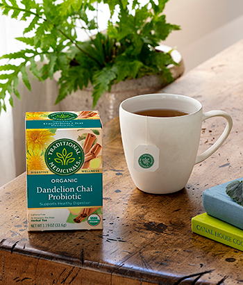 image of Dandelion Chai Probiotic