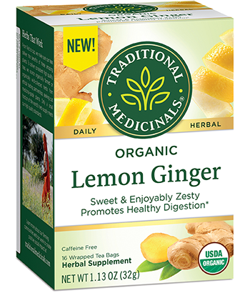 image of Lemon Ginger