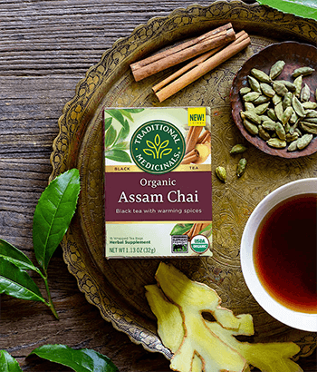 image of Organic Assam Chai Black Tea