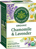 Chamomile with Lavender image