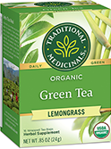 Green Tea Lemongrass image