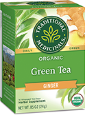 Green Tea Ginger image