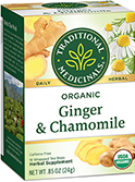 image of Ginger with Chamomile