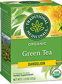 image of Green Tea Dandelion