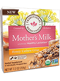 image of Mother's Milk® Honey Cashew Crisp Bars