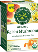 image of Reishi Mushroom with Rooibos & Orange Peel
